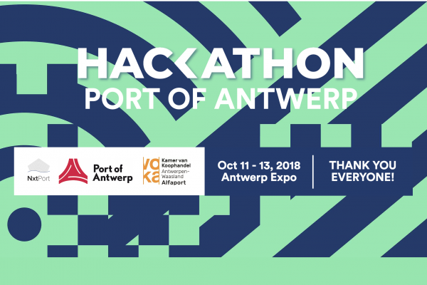 Hackaton port of antwerp